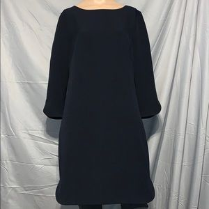 NWT Vince Camuto Navy Dress